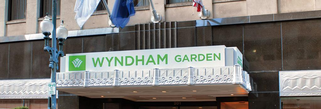 Wyndham Garden Hotel Baronne Plaza - 新奧爾良 - 建築