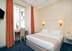 拿破崙酒店 - 阿雅克修 - 臥室
