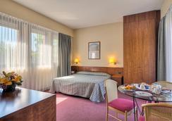 佩特拉酒店 - 羅馬 - 臥室