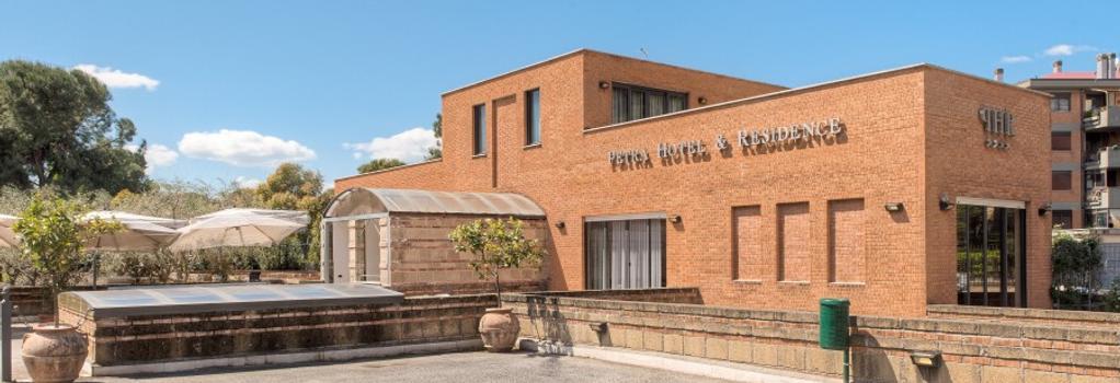 Hotel Petra - 羅馬 - 建築