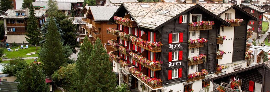 Romantik Hotel Julen - 采爾馬特 - 建築