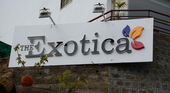 The Exotica - 達蘭薩拉 - 建築