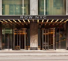 紐約時代廣場聯排酒店