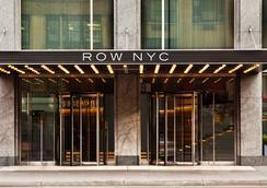 紐約時代廣場聯排酒店 - 紐約 - 建築