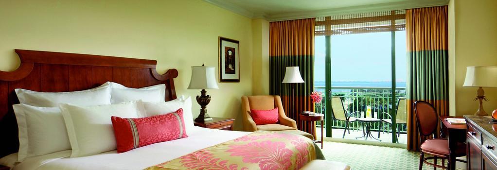 The Ritz-Carlton Coconut Grove Miami - 邁阿密 - 臥室