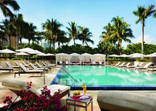 邁阿密椰林麗思卡爾頓飯店