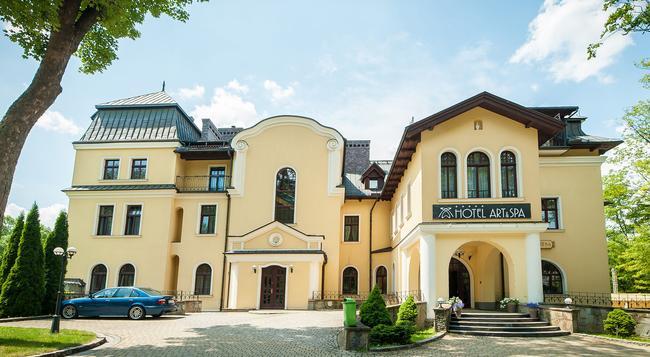 Hotel Art & Spa Zakopane - 扎科帕內 - 建築