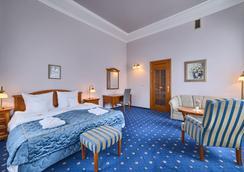Hotel Art & Spa Zakopane - 扎科帕內 - 臥室