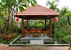 惠安蘭花園別墅 - 會安 - 大廳