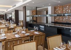 勒梅競技場酒店 - 里約熱內盧 - 餐廳