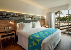 勒梅競技場酒店 - 里約熱內盧 - 臥室