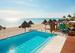 瑪亞克巴費爾蒙酒店 - Playa del Carmen - 游泳池