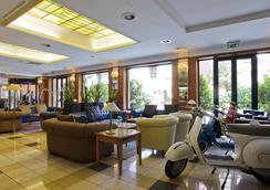 緹貝託大酒店 - 羅馬 - 大廳