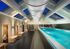布達佩斯大陸酒店 - 布達佩斯 - 游泳池