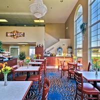 Best Western Airport Inn Elegant Breakfast Room