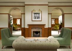 南安普敦希爾頓逸林酒店 - 南安普敦 - 休閒室