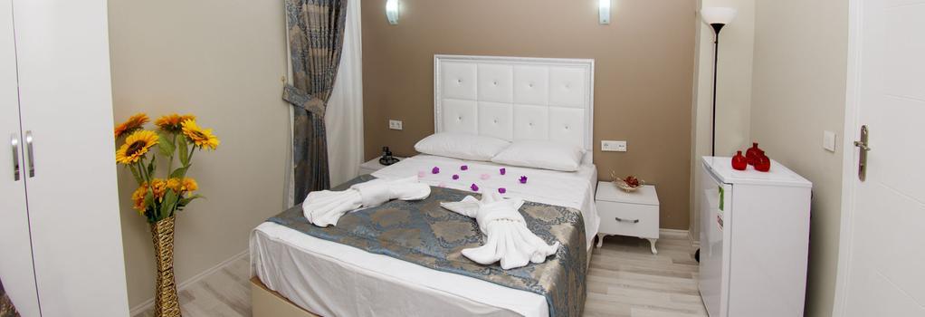 Nisans Hotel - 伊斯坦堡 - 臥室