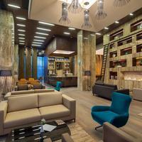 Hilton Garden Inn Istanbul Ataturk Airport Lobby Lounge