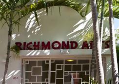 The Richmond Studios - 邁阿密海灘 - 建築