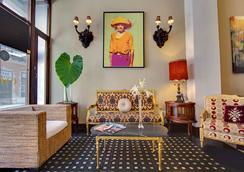 CasaBlanca Hotel - 聖胡安 - 大廳