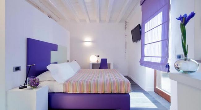 Hotel De Rome - 羅馬 - 臥室