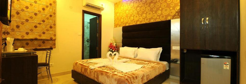 Hotel Pearl Inn & Suites - 阿姆利則 - 臥室