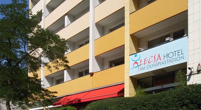 Alecsa Hotel am Olympiastadion - 柏林 - 建築
