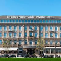 Steigenberger Parkhotel Düsseldorf Außenansicht