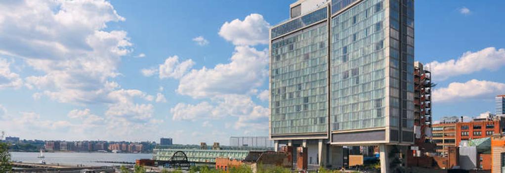 The Standard High Line - 紐約 - 建築