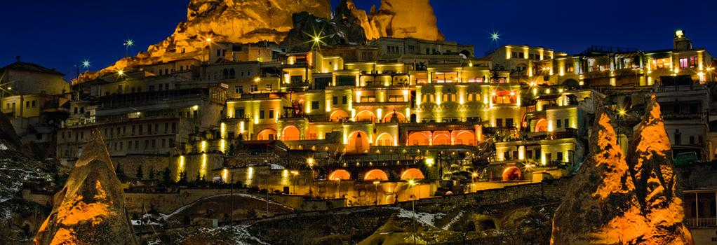 Cappadocia Cave Resort & Spa - 內夫謝希爾 - 建築