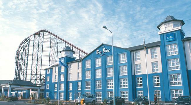 Big Blue Hotel - 布萊克浦 - 建築