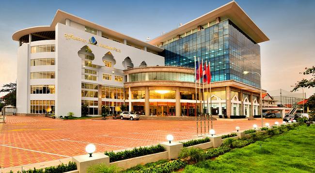 Vientiane Plaza Hotel - 永珍 - 建築