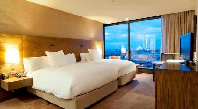 Hilton Melbourne South Wharf - 墨爾本 - 臥室