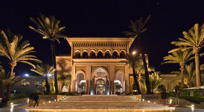 Atlantic Palace Agadir Golf Thalasso & Casino Resort - 阿加迪爾 - 室外景