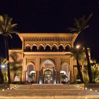 Atlantic Palace Agadir Golf Thalasso & Casino Resort Hotel Front - Evening/Night