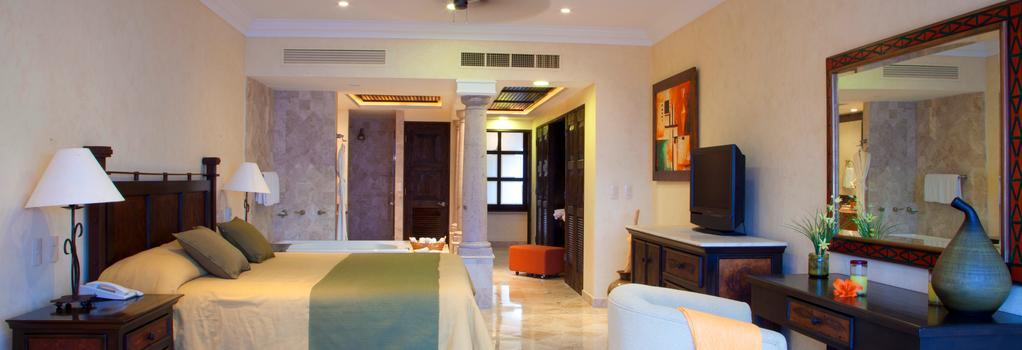 Villa La Estancia Beach Resort & Spa Riviera Nayarit - Nuevo Vallarta - 臥室