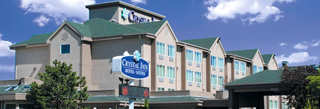Crystal Inn Hotel & Suites - Salt Lake City - 鹽湖城 - 建築