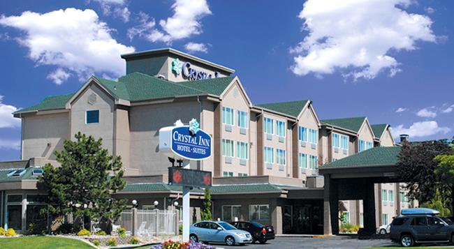 Crystal Inn Hotel & Suites - Salt Lake City - 鹽湖城 - 建築