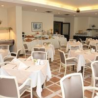 Ege Palas Business Hotel Breakfast Area