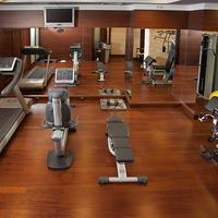 Ege Palas Business Hotel Gym
