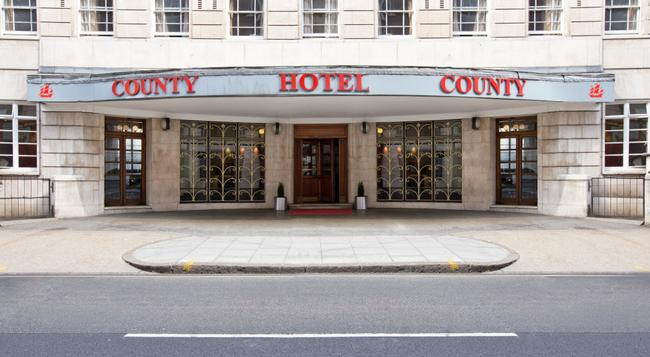 The County Hotel - 倫敦 - 建築