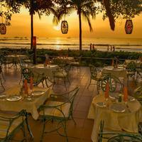 Hotel Tamarindo Diria Beach Resort Outdoor Dining