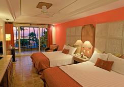 塔瑪琳多迪里亞海灘度假酒店 - Tamarindo - 臥室