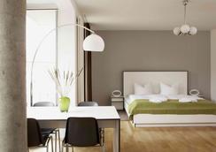 卡里托公寓式酒店 - 柏林 - 臥室