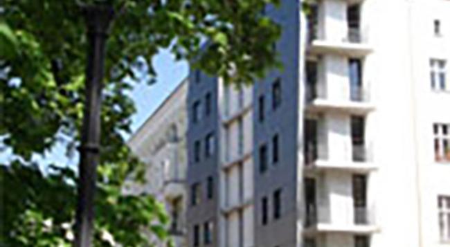 Karlito Apartmenthaus - 柏林 - 建築