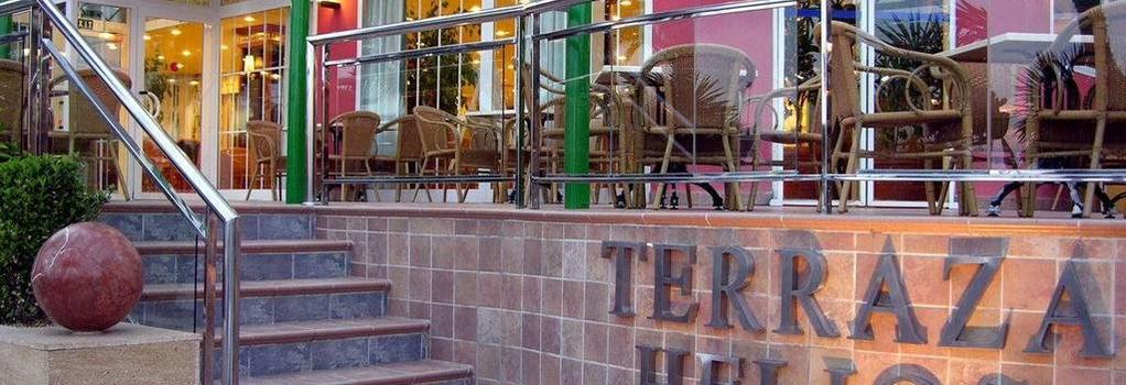 Hotel Helios Costa Tropical - Almuñecar - 建築