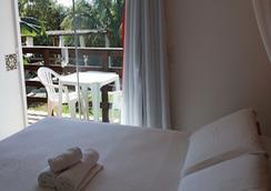 波薩達卡民合達斯艾羅拉茲酒店 - 布希奧斯 - 臥室