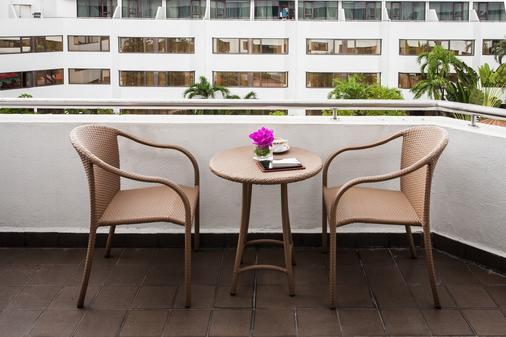 廊曼阿瑪瑞飯店 - 曼谷 - 陽台