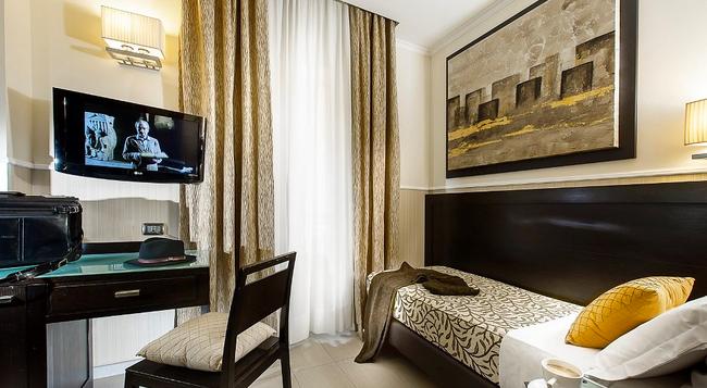 Yes Hotel - 羅馬 - 臥室