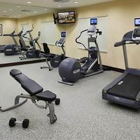 Fairfield Inn and Suites by Marriott Houston Intercontinental Airport Health club